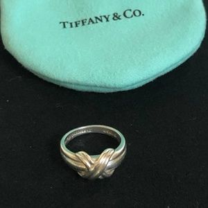 Tiffany & Co. Signature Knot Ring 45% off MSRP